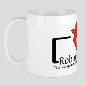 Robin Records Mug